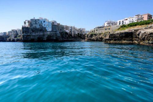 Costa di Polignano a Mare Puglia
