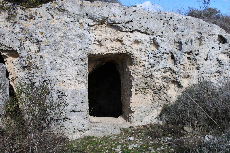 Grotte rupestri Gravina di Riggio Puglia