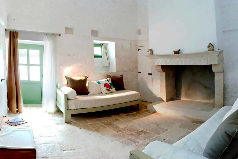 Dormire in strutture tipiche della Puglia