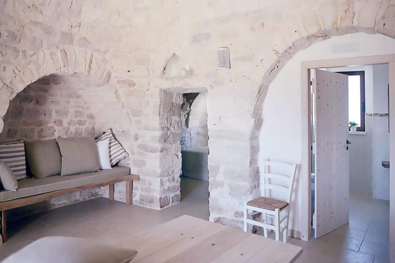 Dormire in masseria in Puglia