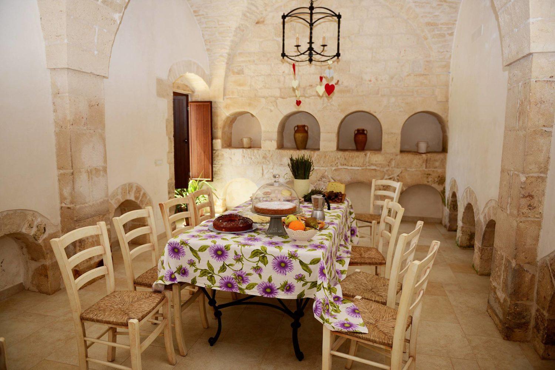 Degustazioni in masseria Puglia