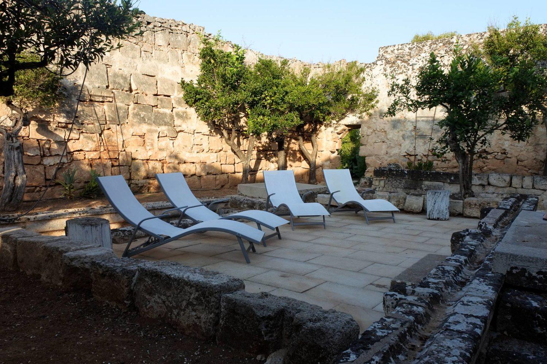 Visitare masseria tipica della Puglia