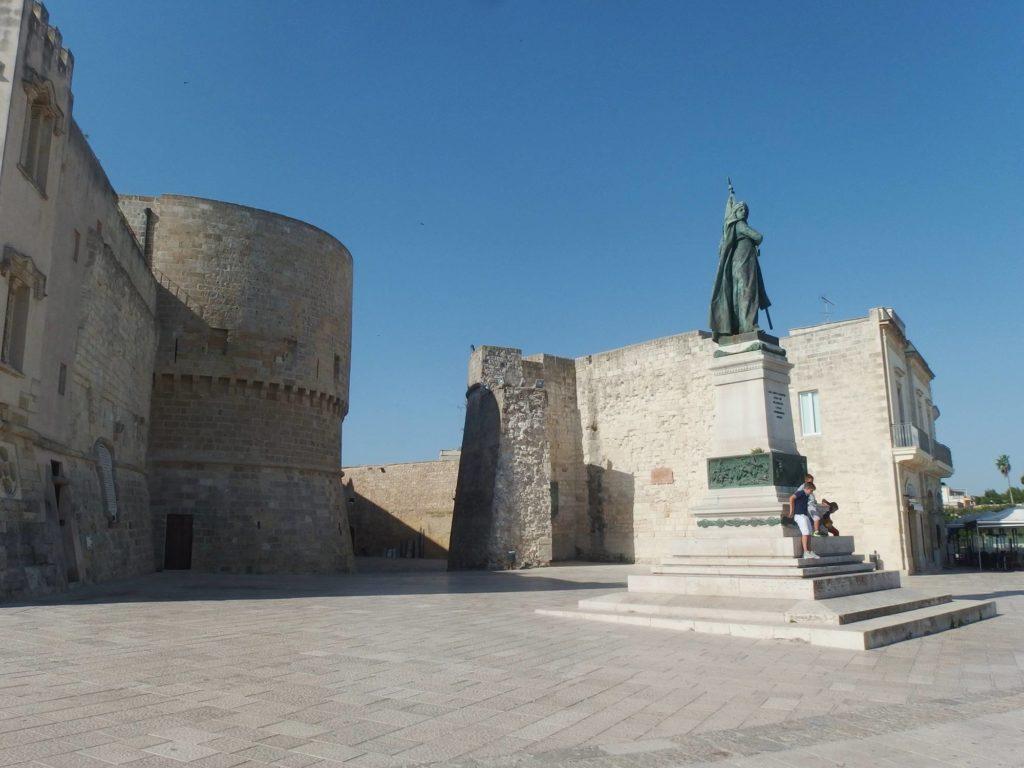 Visitare centro storico di Otranto