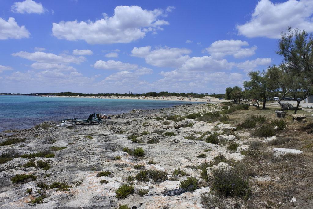 Spiaggia di Punta Grossa Salento