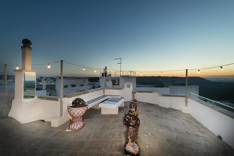 Dimora con terrazza panoramica Ostuni