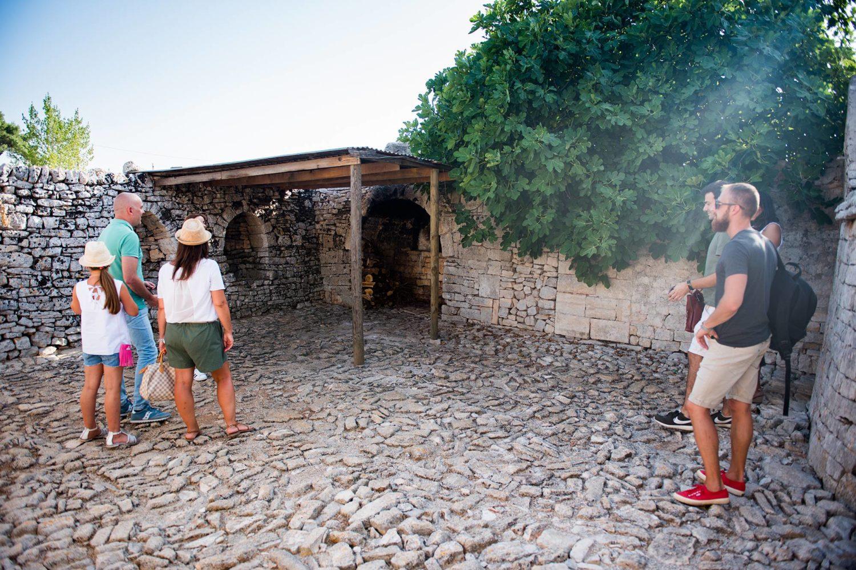 Winery tour in Puglia