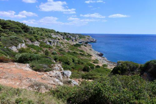 Spiaggia di Porto Selvaggio Salento