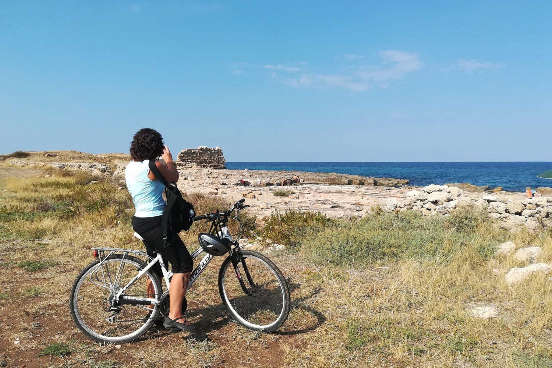 Ciclopasseggiata in Puglia