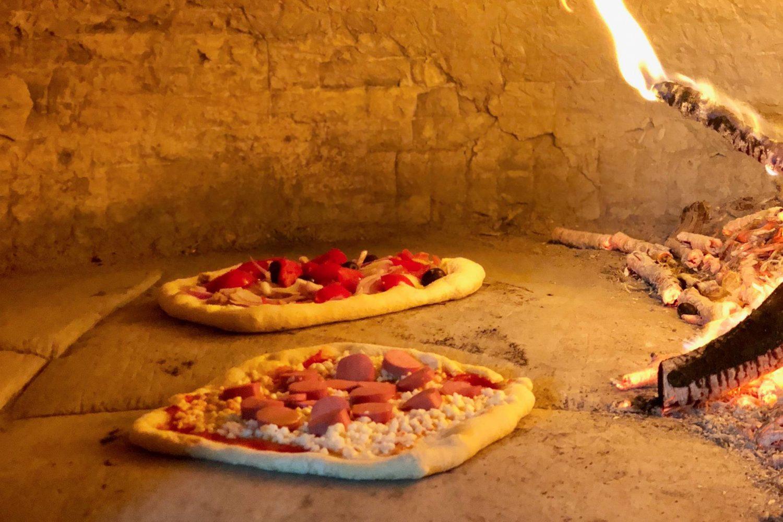 Come si fa la pizza in Puglia