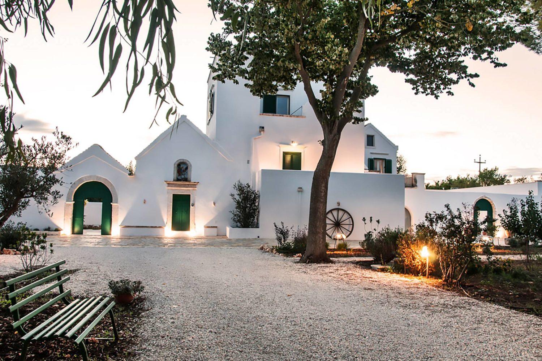Soggiorno in masseria di lusso in Puglia