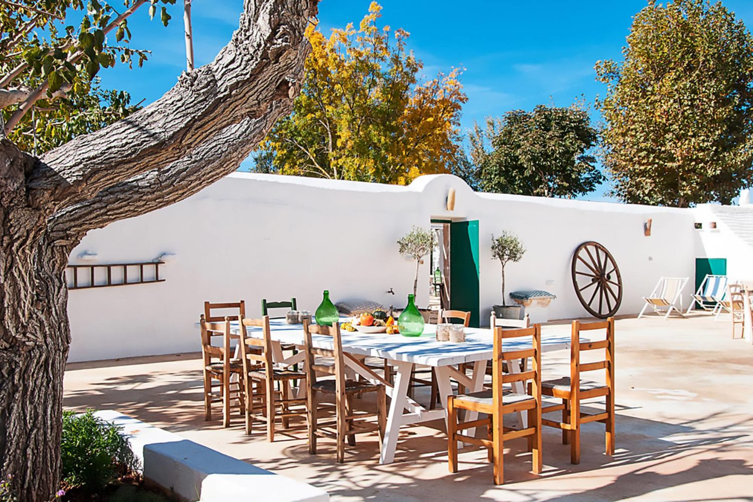 Authentic place for staying in Puglia