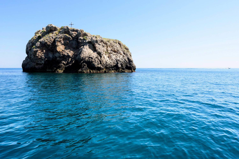 Excursão de barco em Polignano a Mare na Puglia