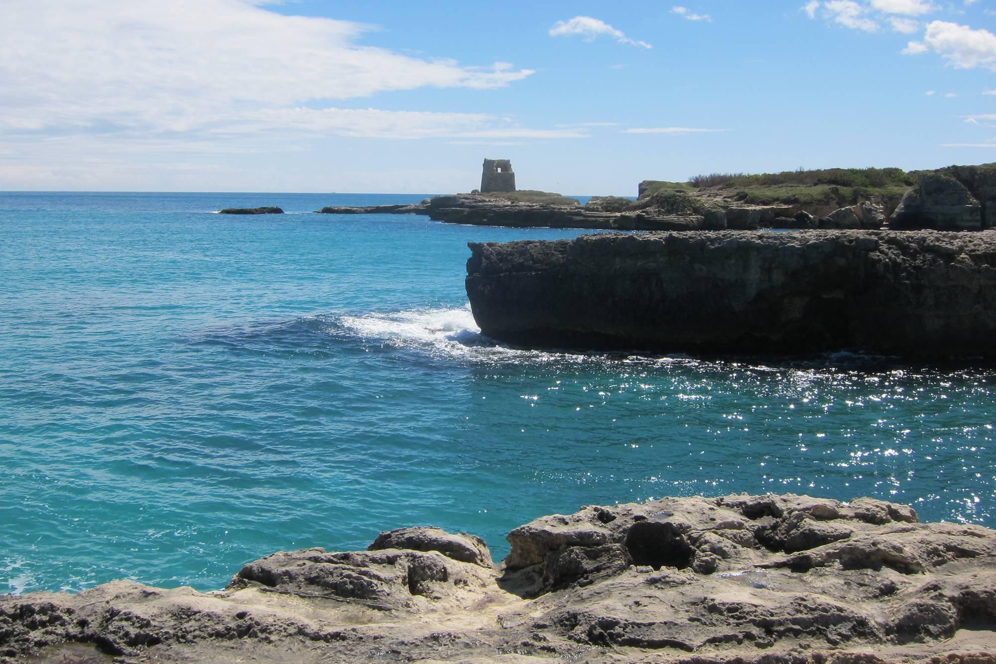 Spiagge di ostuni spiaggia di torre pozzelle - Torre specchia spiaggia ...
