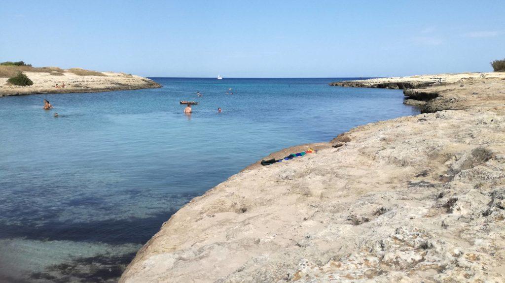 Spiagge incontaminate mare adriatico