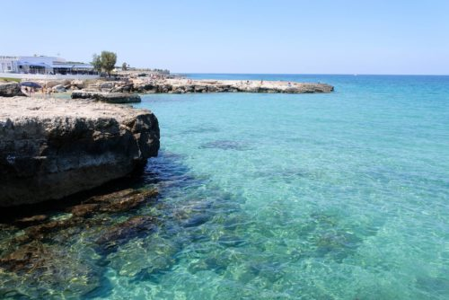 spiagge più belle mar adriatico puglia