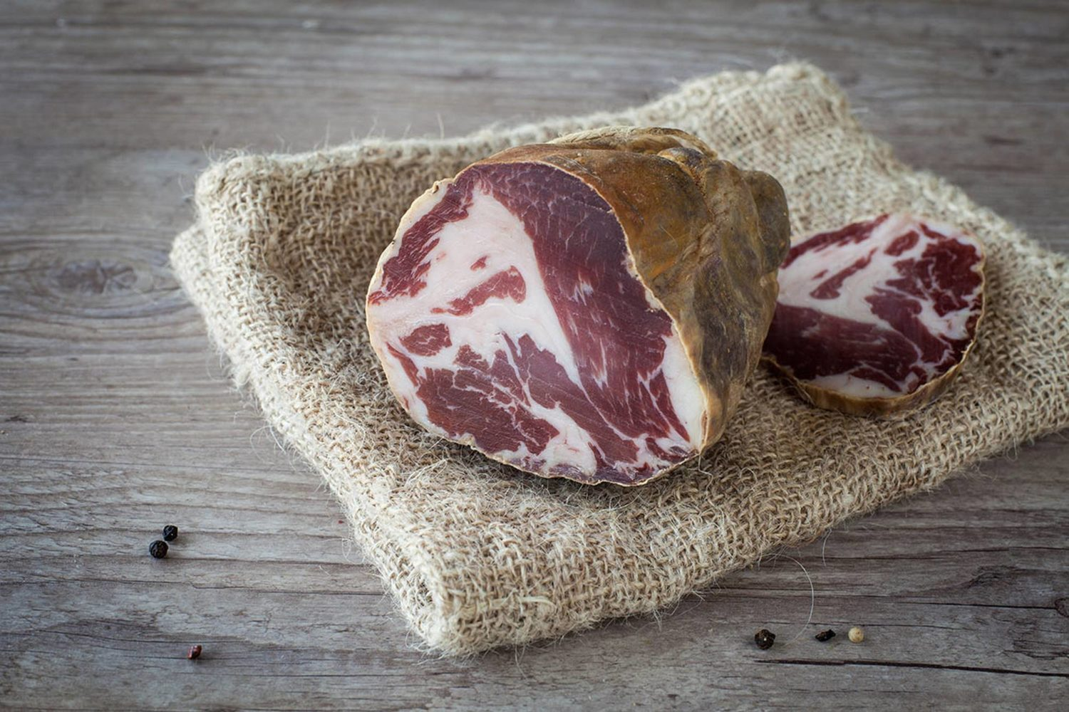Apulian cured meat