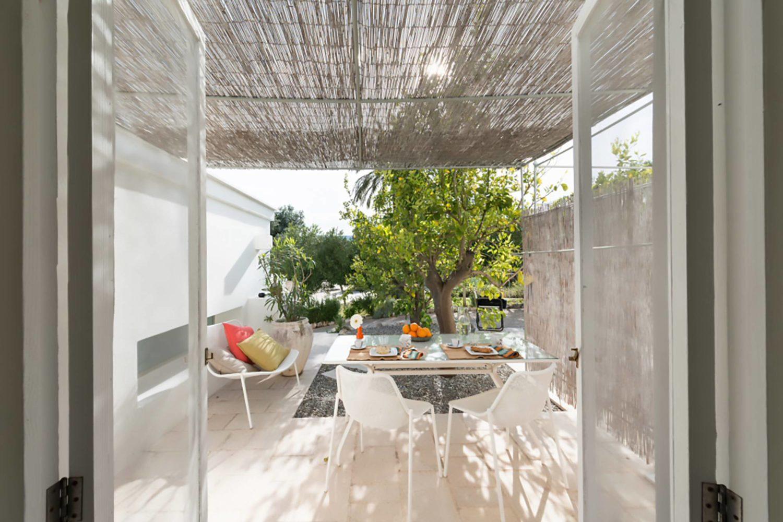 Strutture con giardino privato in Puglia