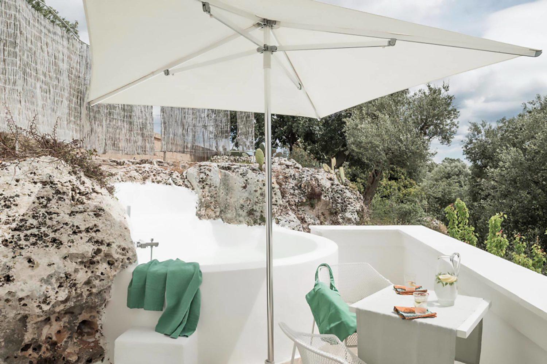 Dormire in una dimora di lusso in Puglia