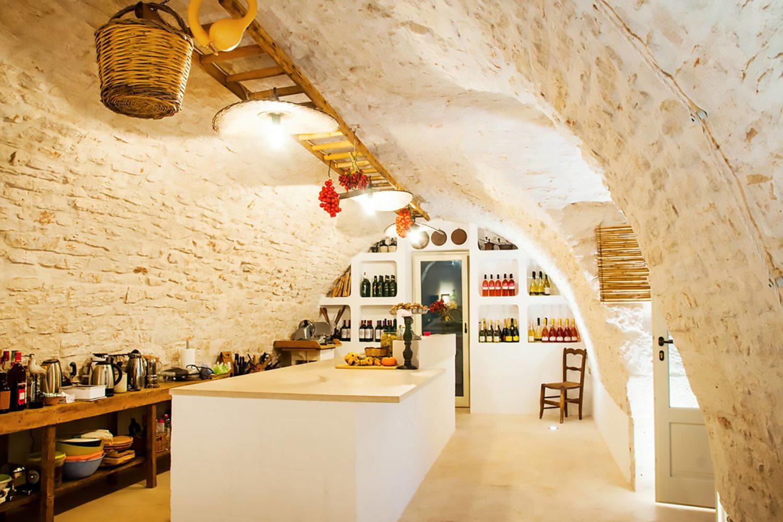 Pousada na região da Puglia na Ital