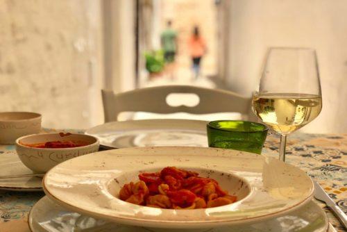 Restaurant in Locorotondo Apulia