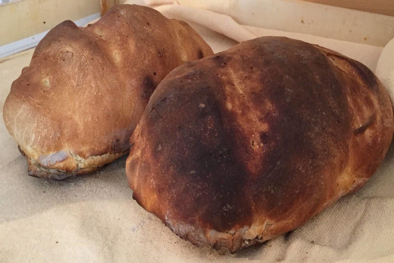 Ricetta facile per fare il pane