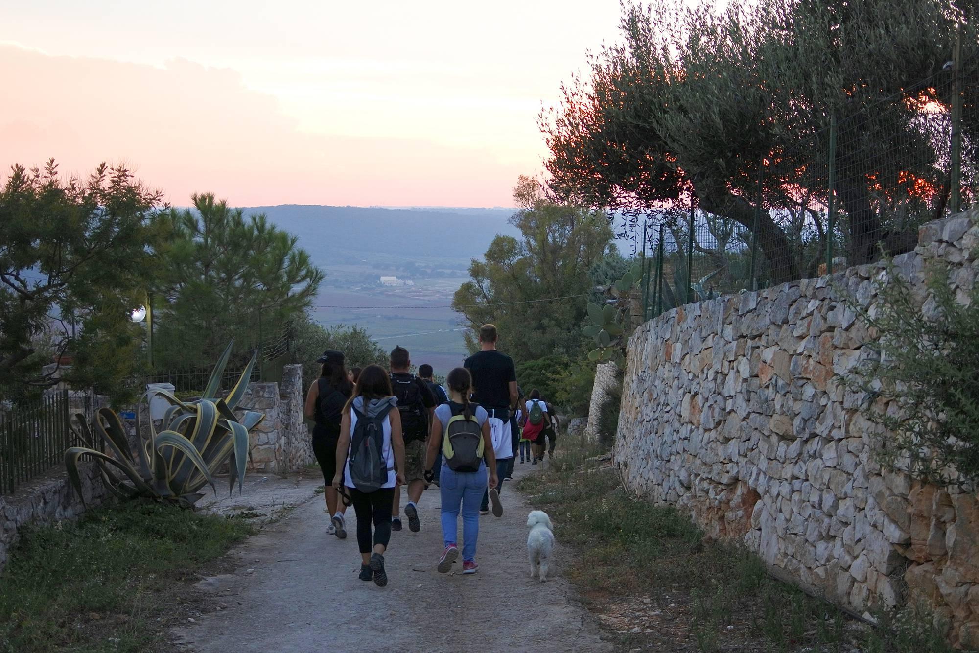 Trekking in Puglia