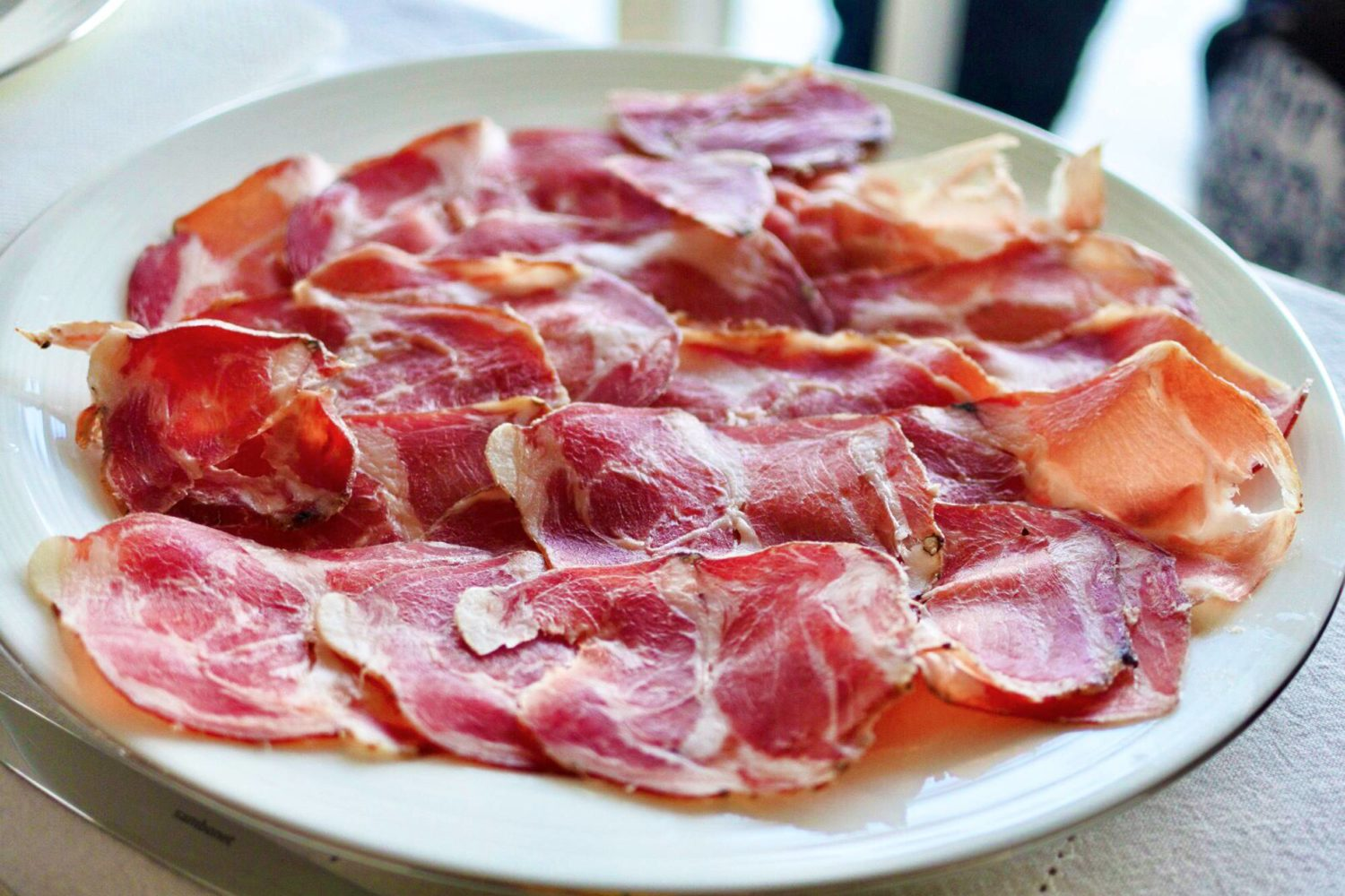Tour with tasting in a typical butchery | Capocollo and