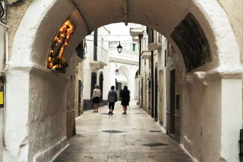 Visita guidata al centro storico di Monopoli