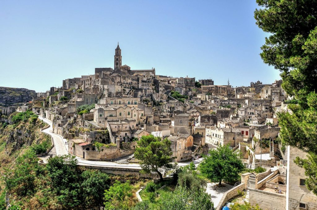 I Sassi di Matera luoghi da non perdere Puglia