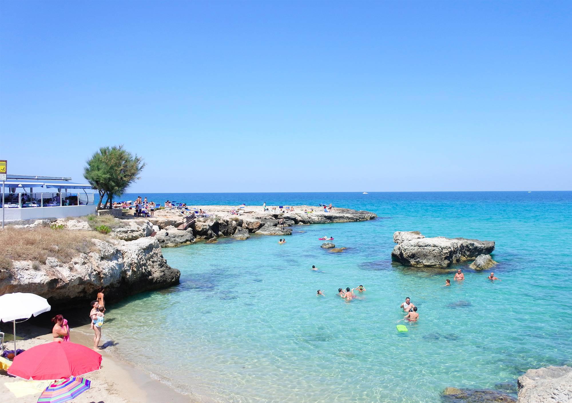 Le più belle spiagge in Puglia