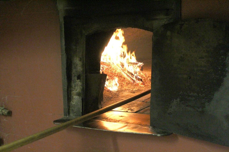 Forno a legna in Puglia