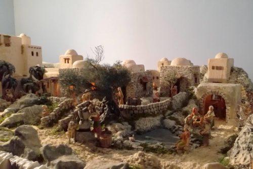 Visitare mostra di presepi in Puglia