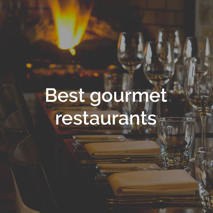 Best gourmet restaurants box Terra che Vive