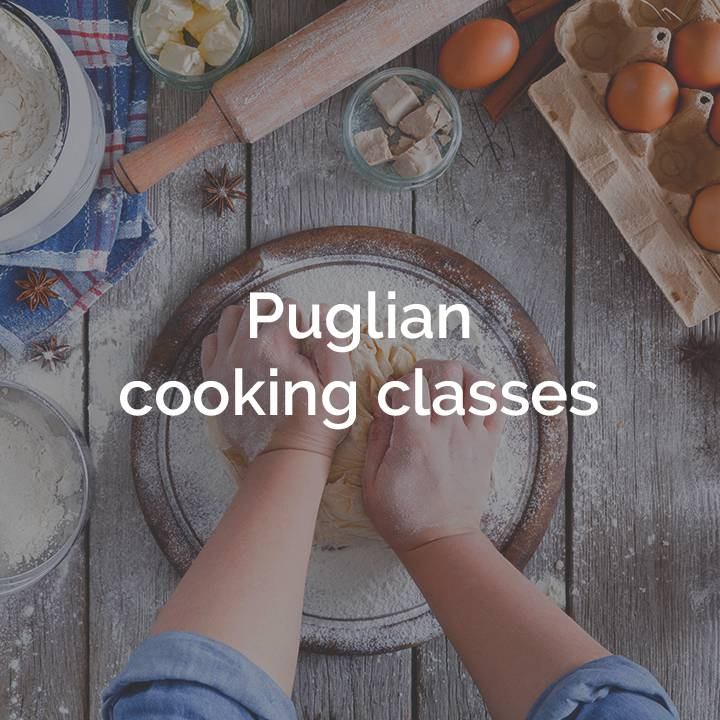 Puglian cooking classes box Terra che Vive