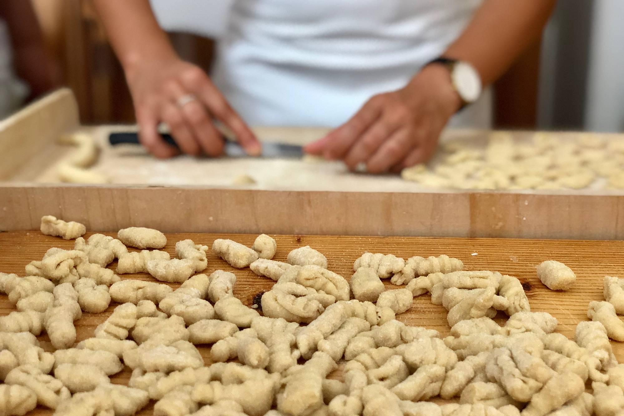Corsi di cucina in Puglia