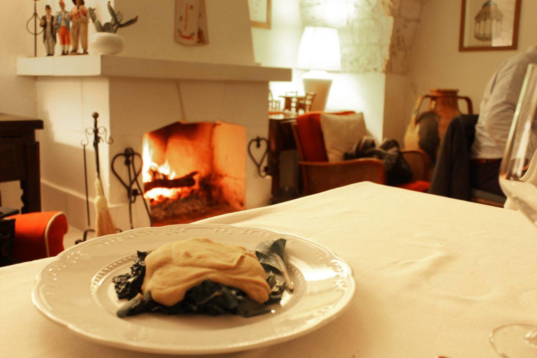 Gastronomic exellence in Puglia