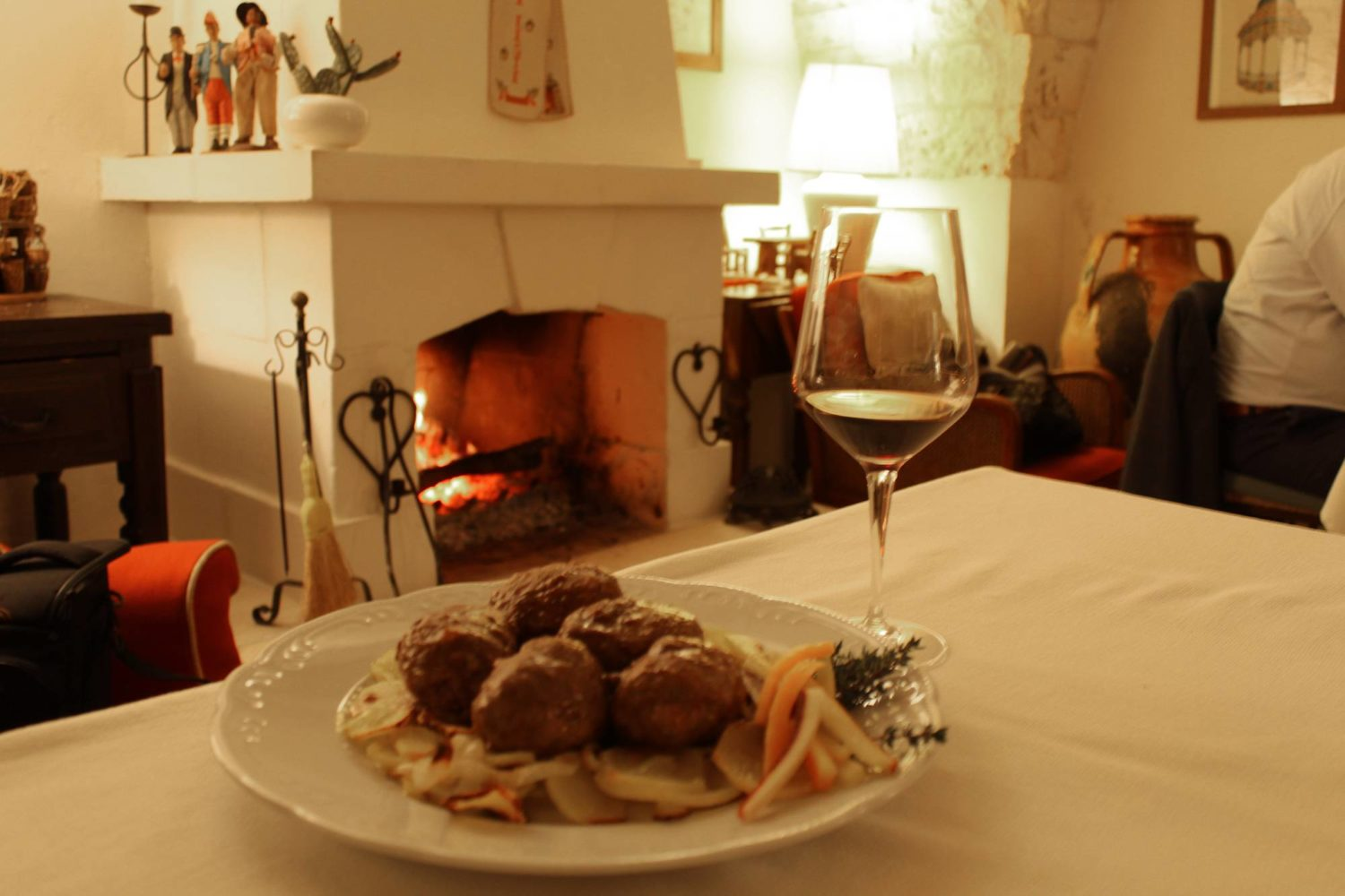 The best food and wine in Puglia