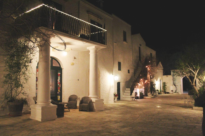 Visitare una tipica masseria della Puglia