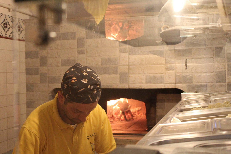 How to make Italian pizza