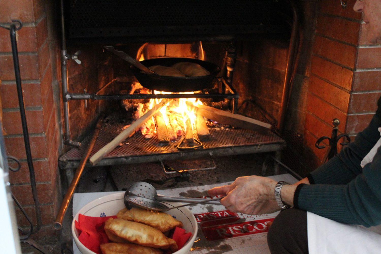 Deep fried panzerotti class