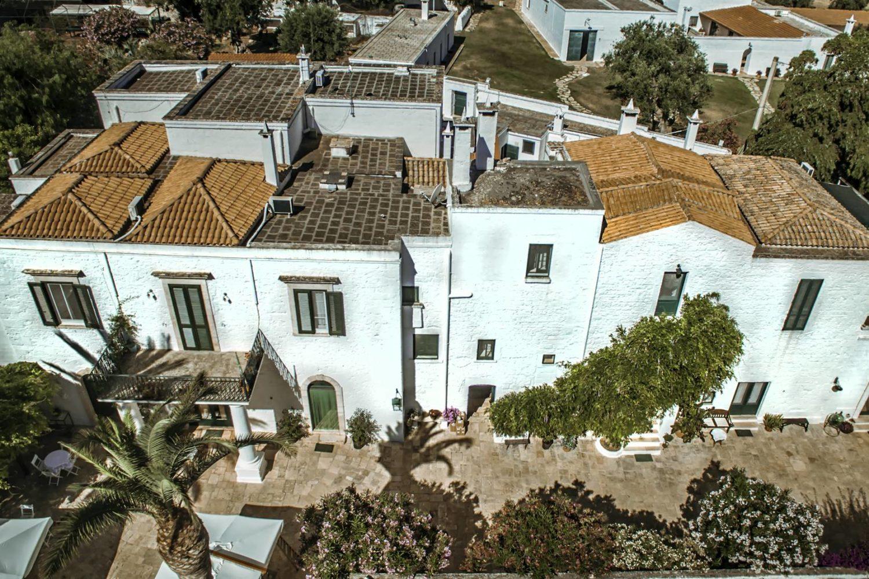 Old masseria tour and tasting in Puglia
