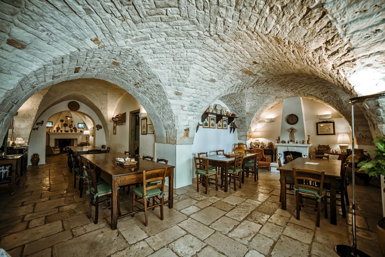 Unique places in Puglia
