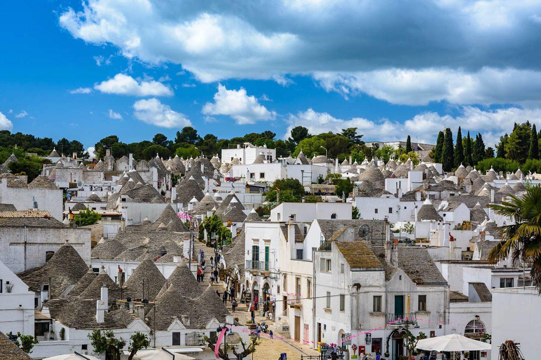 Alberobello town Unesco Heritage