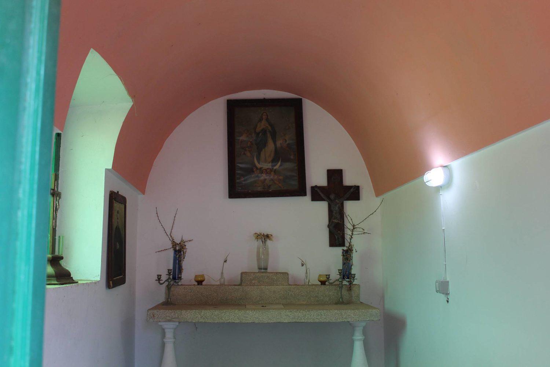 Ancient church in Puglia