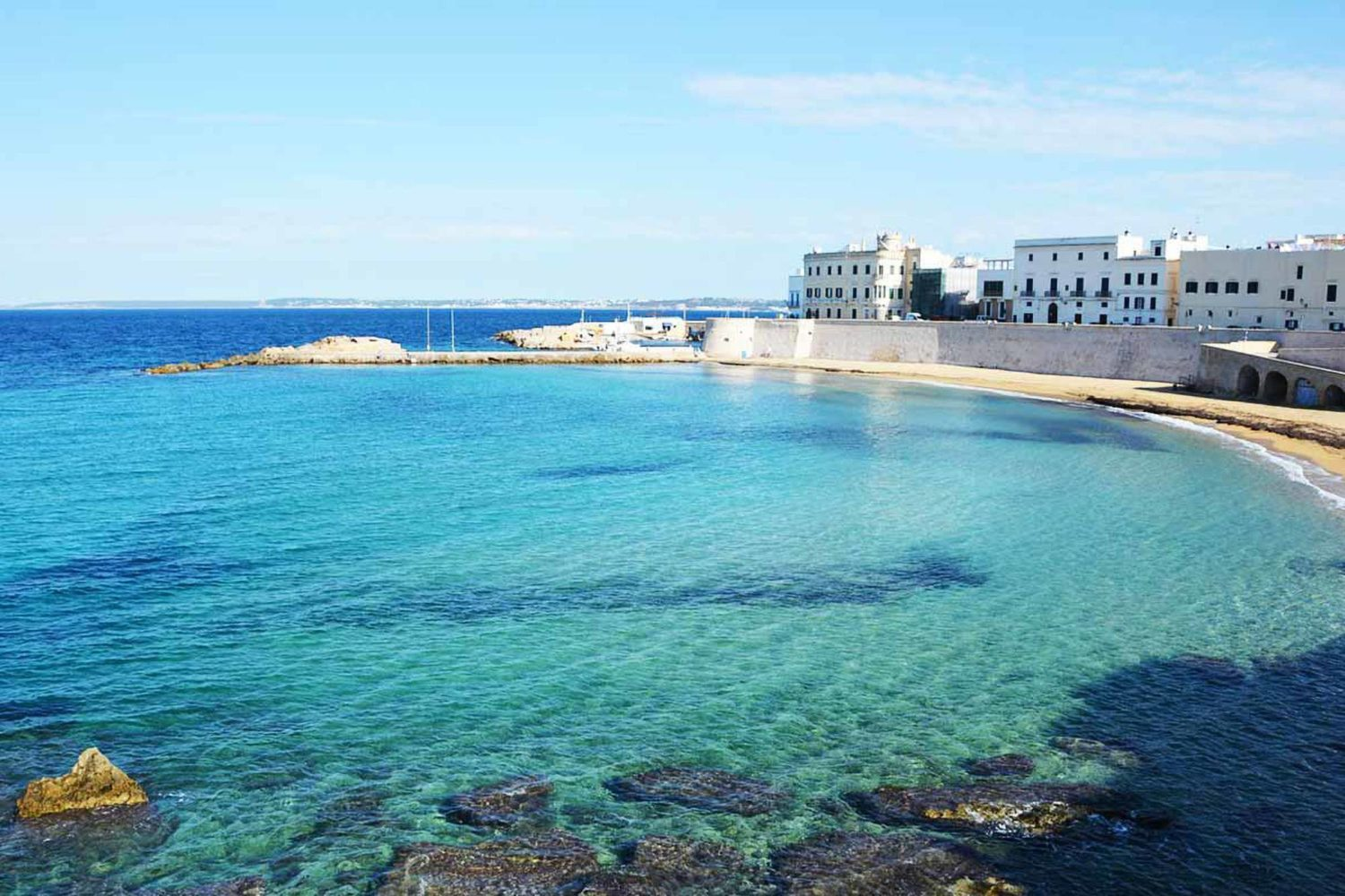 Best seaside in Puglia