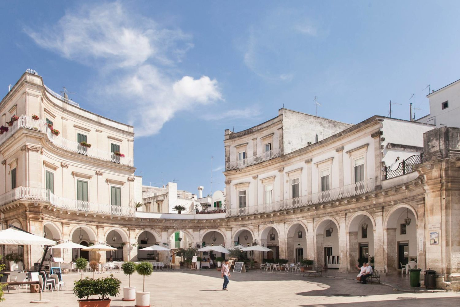 Martina Franca guided tour
