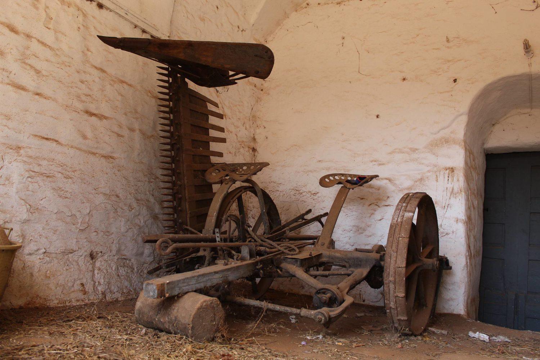 Old stuff for harvesting