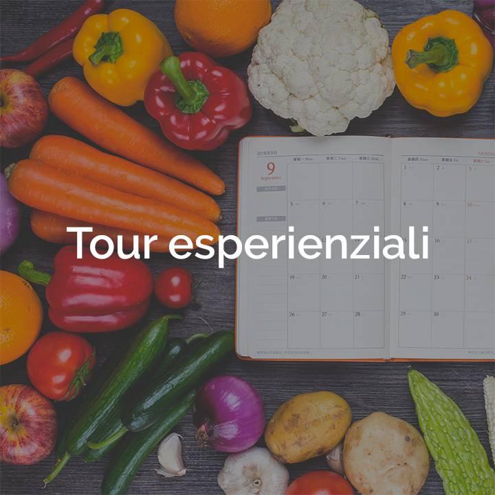 Tour esperienziali box Terra che Vive