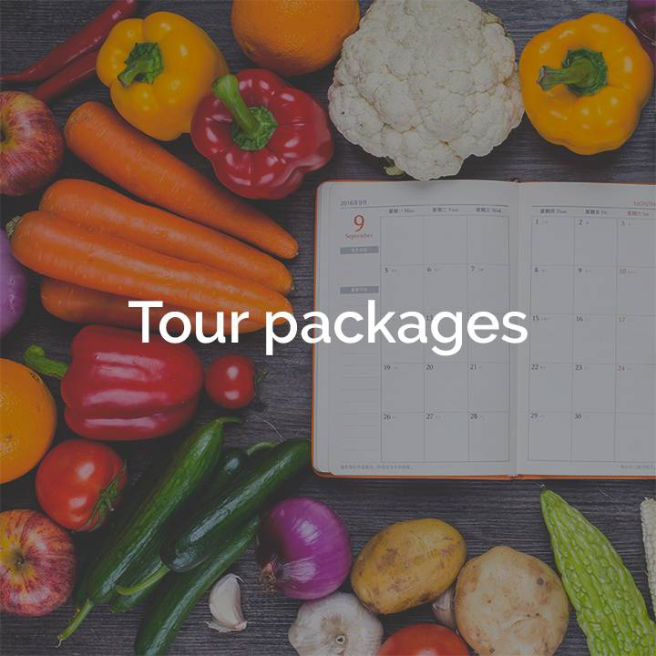 Tour packages box Terra che Vive