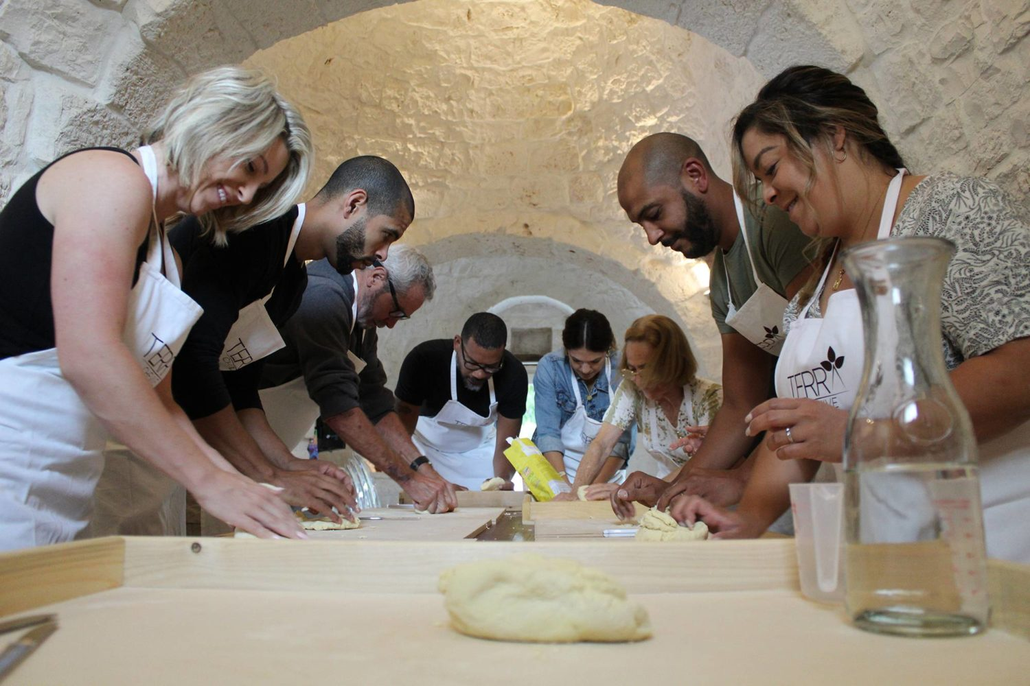 Best fresh pasta making classes in Puglia